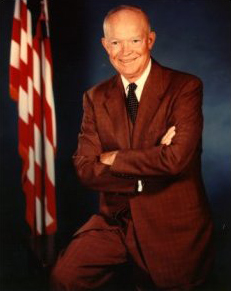 Eisenhower official