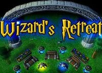 Wizard&#39;s Retreat Logo