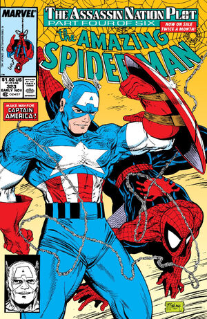 Amazing Spider-Man Vol 1 323
