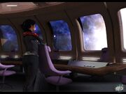 STO (Perpetual) Vulcan female observation lounge concept
