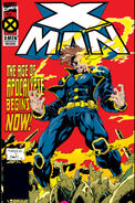 X-Man Vol 1 1