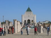 Rabat Mausole MohammedV