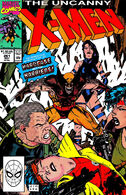 Uncanny X-Men Vol 1 261