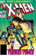 Uncanny X-Men Vol 1 299