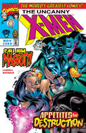 Uncanny X-Men Vol 1 349