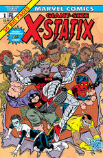 X-Statix Vol 1 1