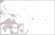 LocationSamoa
