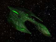 Romulan Shadow Armada