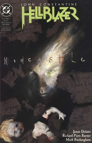 Cover for Hellblazer #11
