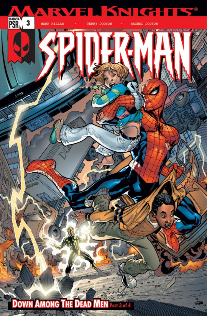 Marvel Knights Spider-Man Vol 1 3