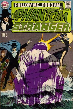 Cover for Phantom Stranger #5