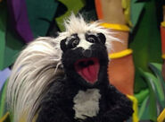 Stinky the Skunk