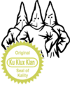 KKK seal of Kality