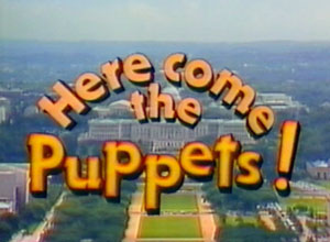 HereComethePuppets