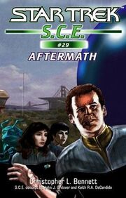 Aftermath eBook cover