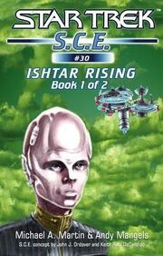 Ishtar Rising, Part 1 - eBook cover