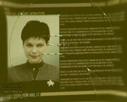 Ezri Dax personnel file