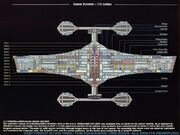Constellation cutaway