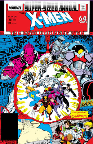 Uncanny X-Men Annual Vol 1 12