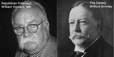 Taft brimley