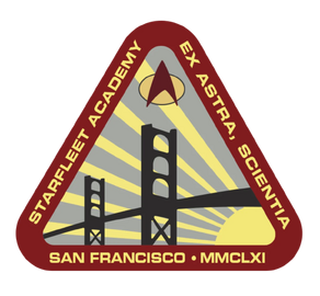 Starfleet Academy logo 2368