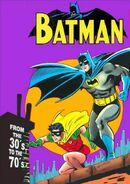 Batman - From the 30's to the 70's