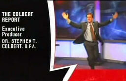 ColbertReport20060919ExecCreditsDrDFA