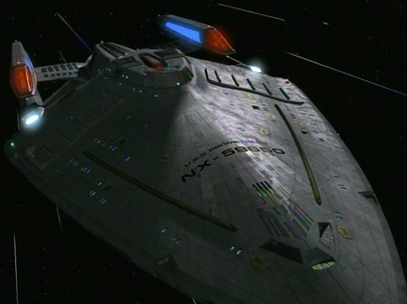 Prometheus Class Starship (Credit To Memory-Beta) USS_Prometheus%2C_2374_%28fore%29