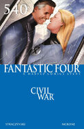Fantastic Four Vol 1 540