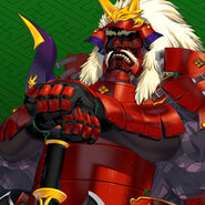 Sengoku Rance - Takeda Shingen