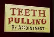 19th century dentistry