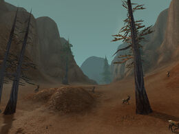 Stonetalon Mountains