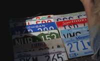 Licenseplates