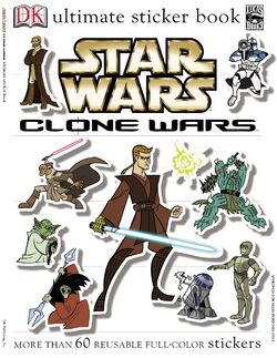 Clone Wars Sticker