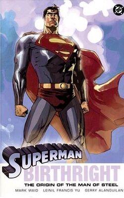 [Comics] Superman: Birthright - Page 2 250px-Superman_Birthright_trade_paperback