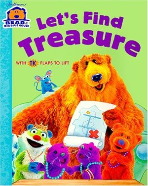 Book.Let's Find Treasure