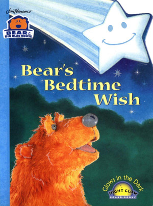 Book.Bear's Bedtime Wish