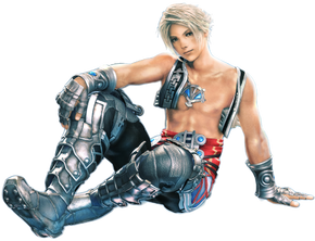 Vaan in Final Fantasy XII.