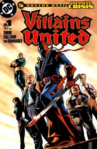 Villains United 1