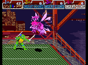 TMNT Turtles in Time screenshot