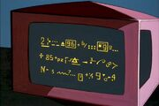 Mathematics - 23rd century equation