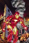 Iron Man Vol 3 50 Textless