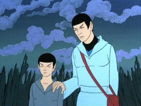 Spock and Spock-Selek