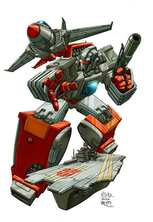 DW G1Broadside
