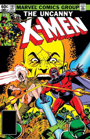 Uncanny X-Men Vol 1 161