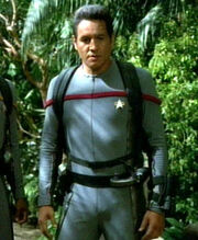 Starfleet excursion uniform