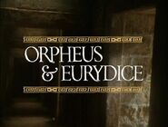 Episode 102: Orpheus and Eurydice