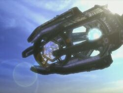 Krenim temporal weapon ship 1
