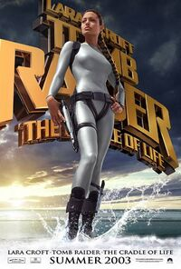 Tomb Raider the Cradle of Life movie