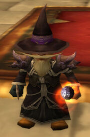 Dread Mage Hat